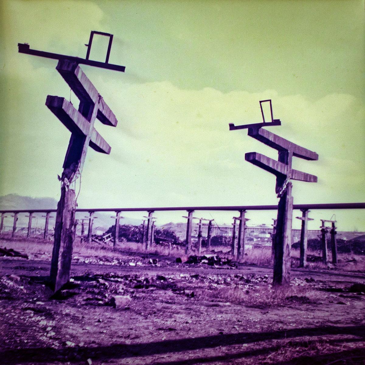 postindustrial golgotha havadi istvan fine art photography