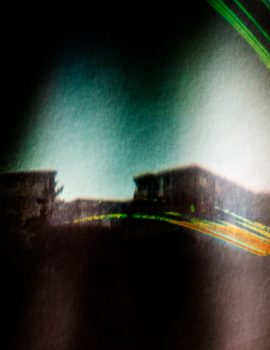 Afternoon in Zorilor Cluj Napoca solargraphy
