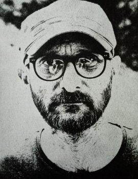 self portrait istvan havadi gumoil print art photography gumoil print
